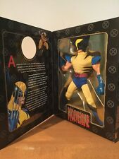 MIB Marvel Famous Cover Series Wolverine Toy Biz 8in 1997