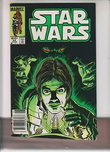 Star Wars lot: 84, 85, 86, 87, 88 6-10/1984 High grade copies!