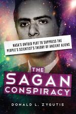 THE SAGAN CONSPIRACY - ZYGUTIS, DONALD L. - NEW PAPERBACK BOOK