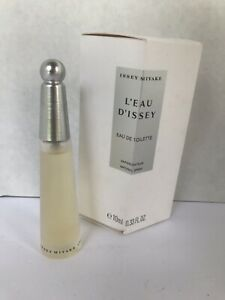 ISSEY MIYAKE L'EAU D'ISSEY EDT Spray Made in France miniature 0.33 oz original