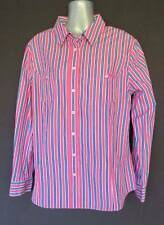 RM Williams Stockyard SHV21.CT Cotton Semi Fit LS Ladies Womens Shirt Size 12
