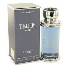 Thallium Cologne By PARFUMS JACQUES EVARD FOR MEN  3.3 oz Eau De Toilette Spray