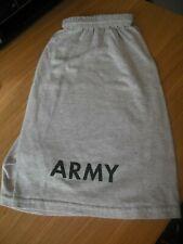 Vintage Men's SOFFE Grey ARMY SHORTS SIZE L