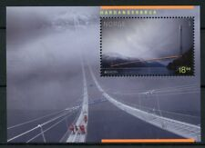 Norway 2018 MNH Hardanger Bridge Bridges Europa 1v M/S Stamps