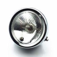Universal Motorcycle 12v Headlight Lamp High / Low Bean Head Light For Honda ATV