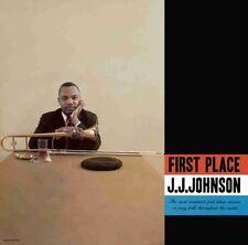 J.J. Johnson - First Place [New CD]