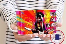 Jimmi Hendrix coffee ,mug cup gift, birthday anniversary , Ideal Present#14