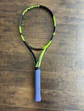 """2018 Babolat Pure Aero Extended 27.5"""" Tennis racquet 4 3/8"""
