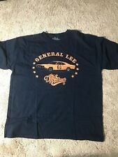 The Dukes Of Hazzard General Lee 2XL XXLarge T-shirt