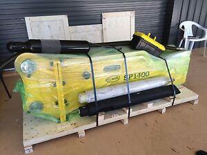 SP-1400 Hydraulic Rock Breaker / Hammer suit 18 - 26 Ton Excavator