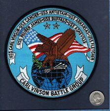 """Große 6 """" CVN-70 Uss Carl Vinson Battle Gruppe US Marine Schiff Geschwader Reise"""