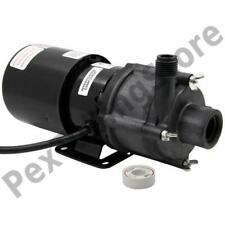 3-MD-HC Magnetic Drive Pump for Highly Corrosive, 1/12 HP, 115V