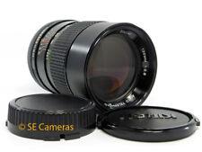 Vivitar 135 mm F2.8 veloce teleobiettivo Canon FD * eccellente *