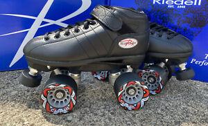 NEW R3 Riedell Roller Skates Derby Skates