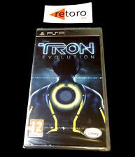 TRON EVOLUTION SONY PSP PAL-España Nuevo Precintado New Sealed