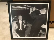 Classic Columbia And Okeh Benny Goodman Orchestra Sessions Mosaic 7-CD set