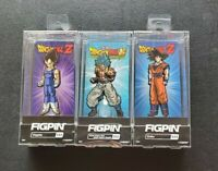 Figpin Dragon Ball Z Lot Of 3