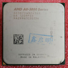 AMD A8-3870K AD3870WNZ43GX 3GHz Quad-Core Socket FM1 CPU Processor US STOCK