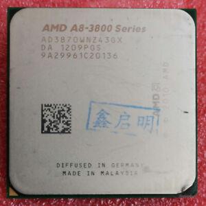 AMD A8-3870K AD3870WNZ43GX 3GHz Quad-Core Socket FM1 CPU Processor US STOCK
