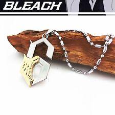 1X Bleach Blade Grimmjow Jeagerjaques Break Face Logo Letter 6 Pendant Necklace