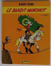 LUCKY LUKE T48 : LE BANDIT MANCHOT - MORRIS / DE GROOT - EO