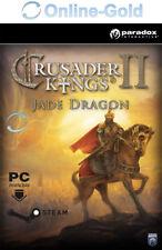 Crusader Kings 2 II: Jade Dragon Key DLC- Steam PC Digital Code EU/DE [Addon]