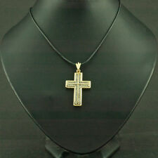 Diamant Kreuz 585er Gelbgold ca. 2,00 ct Brillanten Anfertigung Wert 7499 €