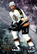 1998-99 Be A Player Spring Expo #156 Jason Allison