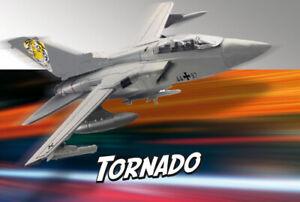 Revell 06451 Build & Play Tornade Ids , Avion Kit de Construction Modèle 1:100
