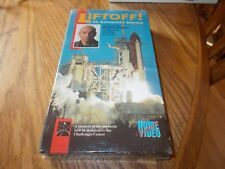 LIFT OFF! AN ASTRONAUT'S JOURNEY VHS BRAND NEW SEALED