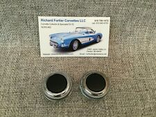 1967 Corvette Radio Knobs Used Original Gm 3897325