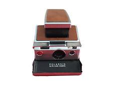 Polaroid Originals SX-70 Camera (Silver/Brown)