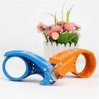 Creative Heavy Duty Metal Packing Packaging Tape Roll Hand Dispenser Sealing