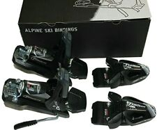 Tyrolia Ski Bindings Adult  ski Bindings 3-10din 90mm brakes NEW