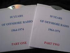 10 Years of Offshore Radio 1964-1974-Pirate Radio CDs