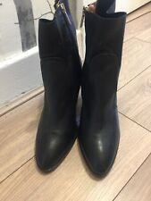 Russell And Bromley Black Boots Size 7 Leather Sold Out