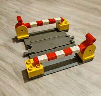 Lego Duplo 2740 - Le passage à niveau - Complet Train Chemin de fer 6391
