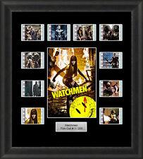 Watchmen Framed 35mm Film Cell Memorabilia Filmcells Movie Cell Presentation