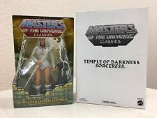 Masters of the Universe Classics MOTU MOTUC TEMPLE DARKNESS SORCERESS 2011 NEW