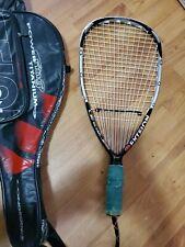 Ektelon O3 Red 2700 Titanium Tungsten Carbon Racquetball Racket w/ Case