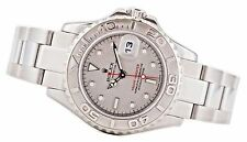 Ladies Rolex Yachtmaster Platinum/SS 169622 Z Serial 29mm