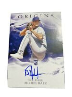 2020 Chronicles Baseball Michel Baez Origins On card Rookie Auto