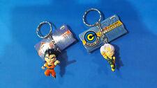 Dragon Ball Z Key Chain SD figure Son Gohan & Trunks Kid BANPRESTO