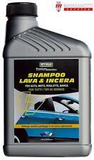 Detergente Shampoo con Cera Lava e Inceracera Cora 1 L Cera per Lavaggio Auto