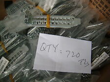 QTY 100 Dell 3040 5040 7040 sff 2U 3420 PCI Blank Slot Cover Half height Vented