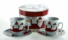 Unbranded Christmas Cups & Saucers
