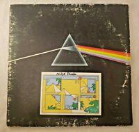Pink Floyd - Dark Side of the Moon - VINTAGE EARLY GATEFOLD SMAS-11163