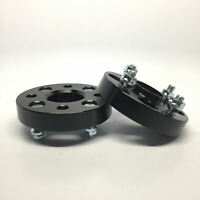 2pc 50mm Hubcentric Wheel Spacers 4X114.3 4X4.5 ¦ 12X1.25 ¦ 66.1 CB ¦ 2 INCH