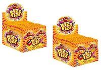 Bulk Lot 100 x Wizz Fizz Original Sherbet Sachets 2 Boxes Candy Buffet Favor New