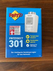 NEU! AVM FRITZ! DECT 301 Funk-Heizkörperthermostat - Weiß (20002822)